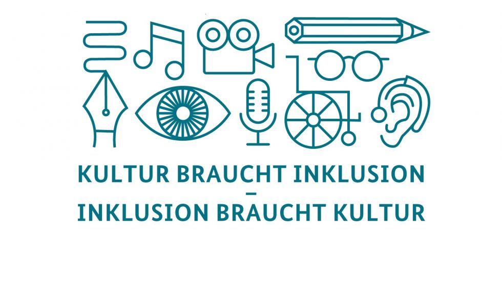 """Veranstaltungsbild zu """"Kultur braucht Inklusion – Inklusion braucht Kultur"""". Eine Bestandsaufnahme am 22. Juni 2021"""