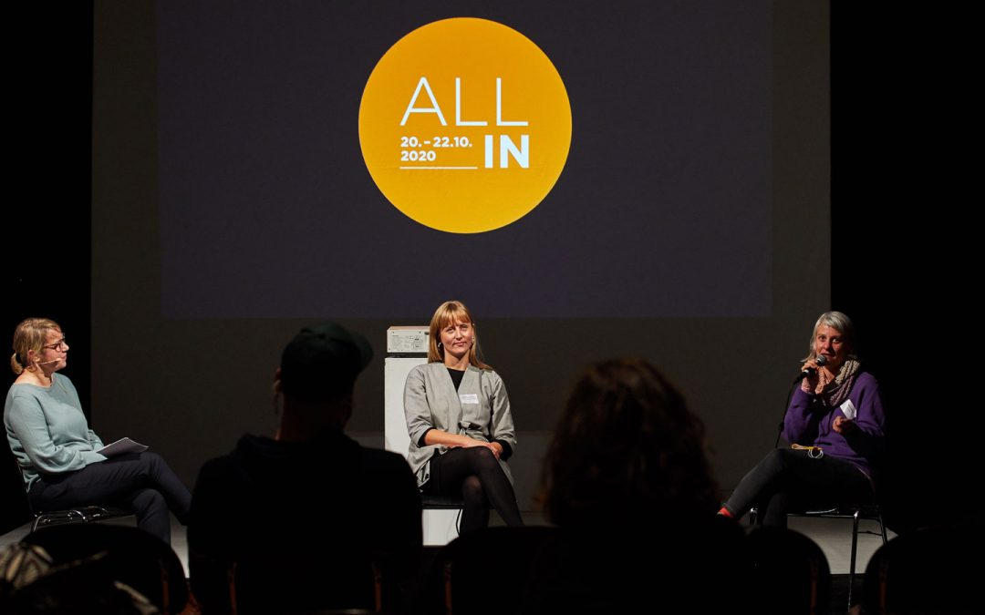 The Marathon is done and the ALL IN Symposium 2020 has come to a successful end