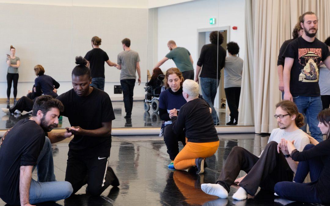 Creability Workshop in der Greek National Opera