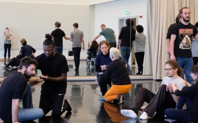 Creability Workshop in der Greek National Opera