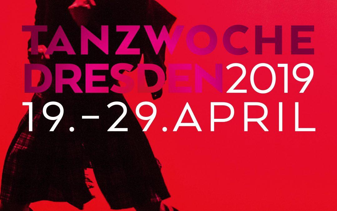 PRESENT wurde nominiert für die Tanzwoche Dresden im April 2019