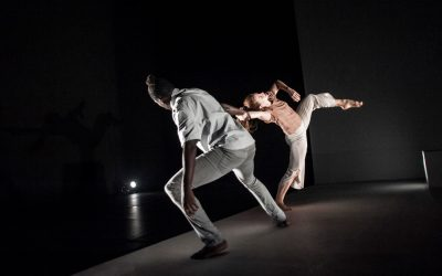 Guest performance Gravity (and other attractions) and international artist LAB at the Oriente Occidente Festival in Italy