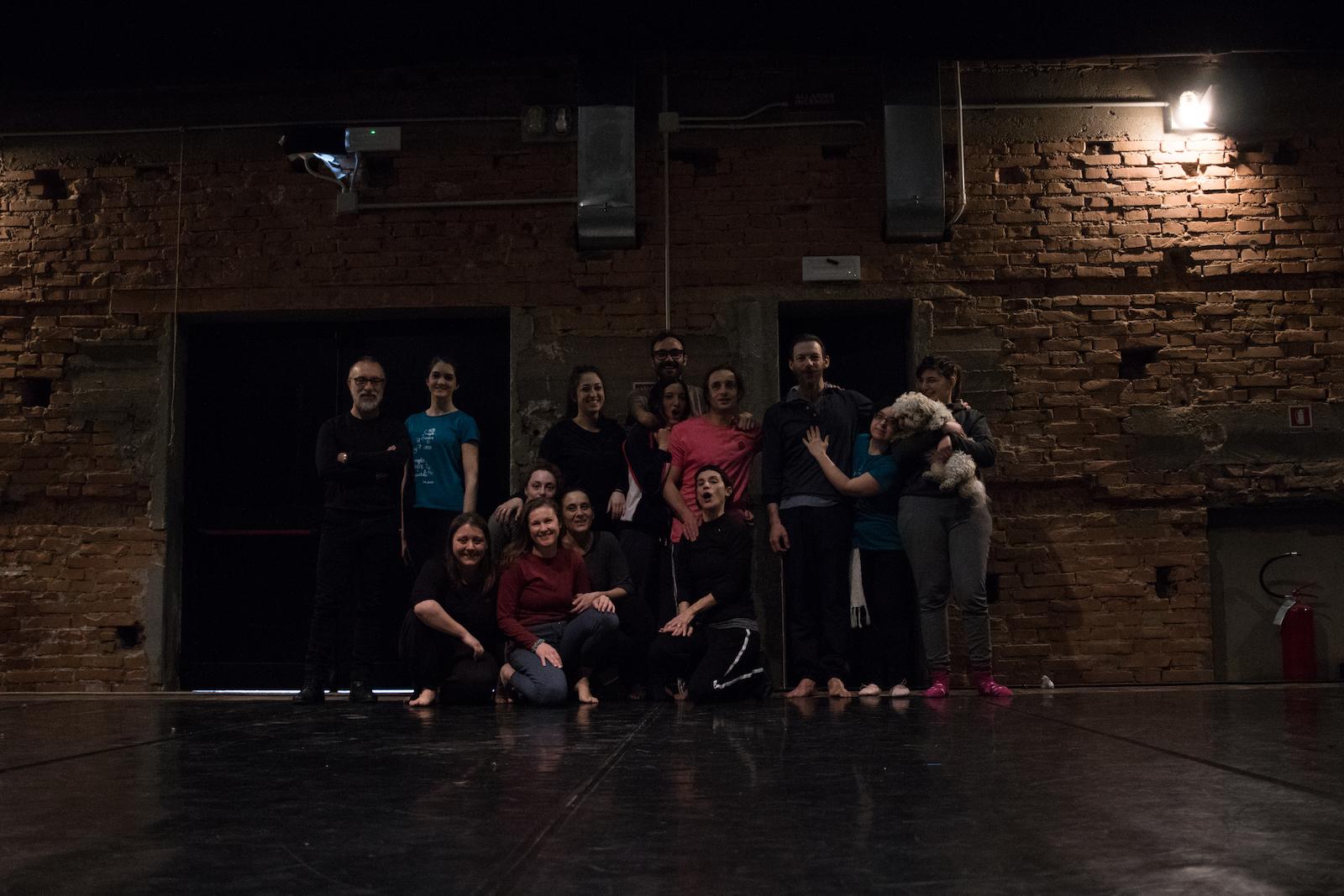 Impart Lab Florence // Photo: Sarah Melchiori