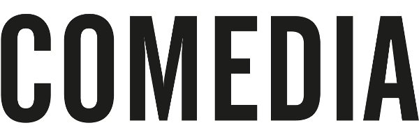 Logo Comedia