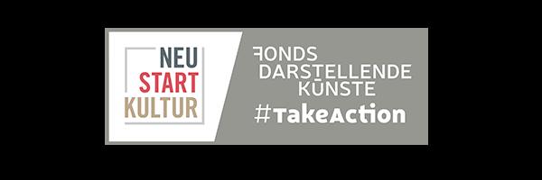 Neu Start Kultur-#Take Action-Logo
