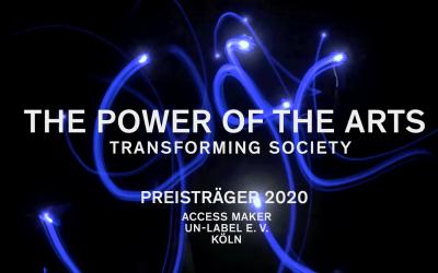DANKE an The Power of the Arts für den tollen Gewinnerfilm!