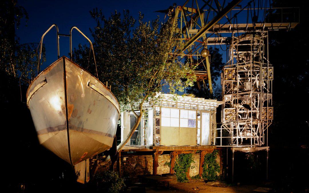 RoboLAB: ein neuer Kunstort in Köln