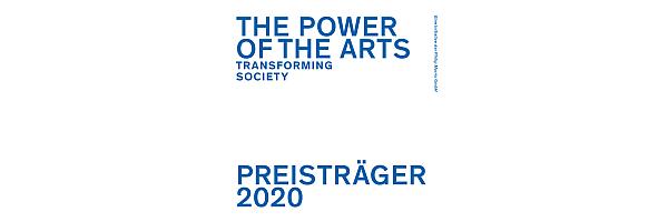 Logo The Power of Arts