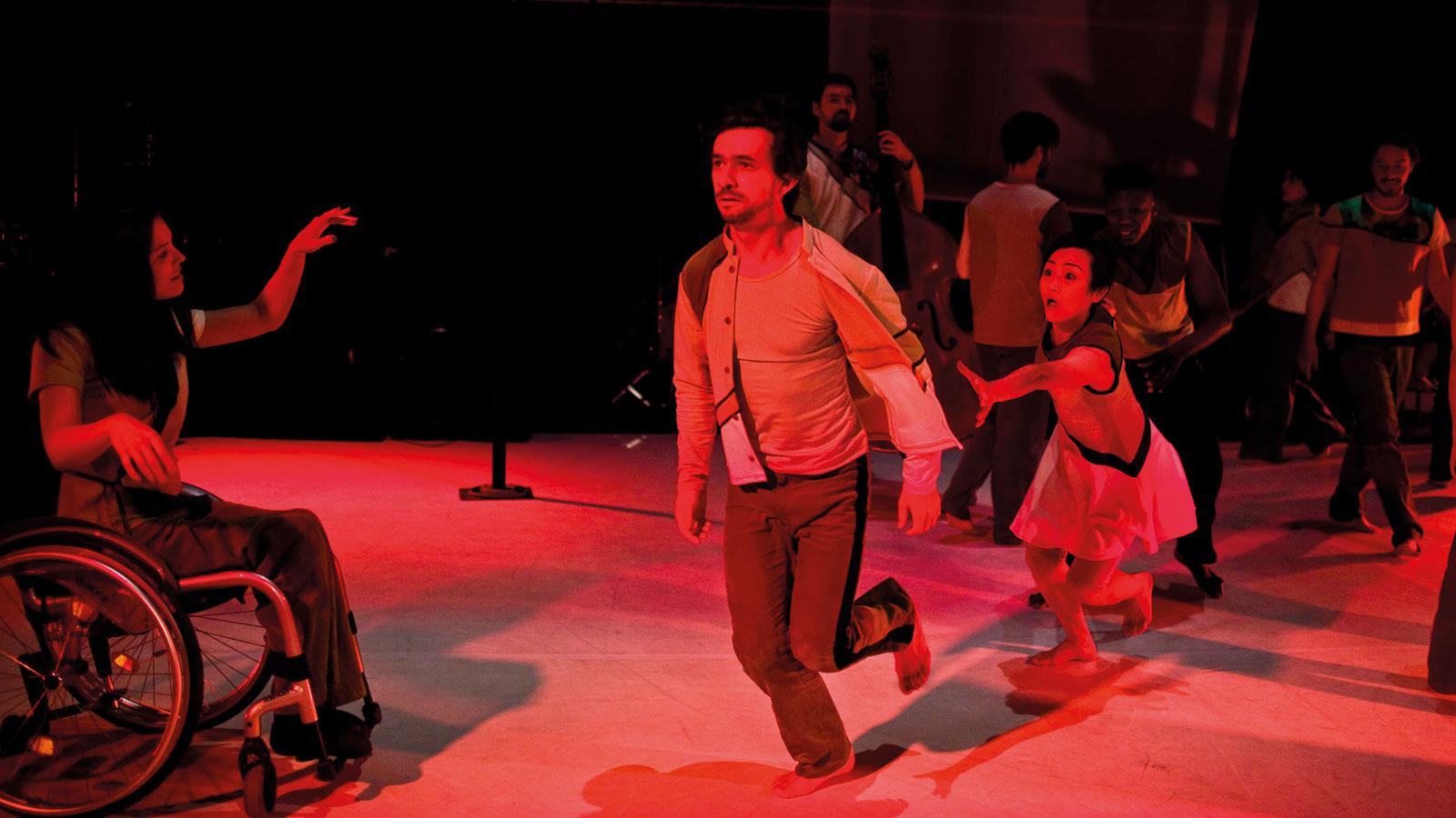 Verfluechtigung Performance / Foto: Meyer Originals