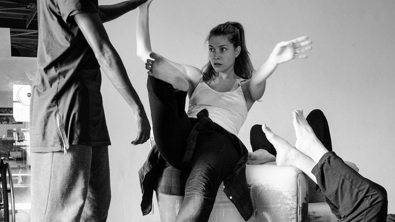 Workshop / Foto: Vicky Papaggeli
