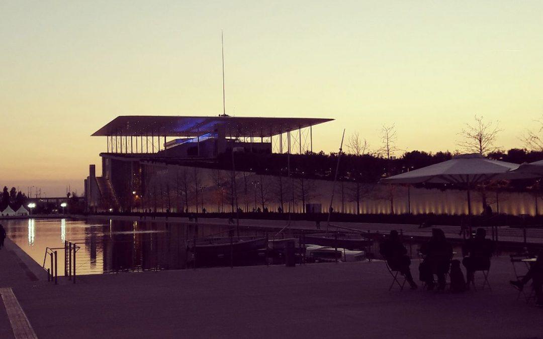 ImPArt: Internationale Künstlerresidenz und Premiere in Griechenland