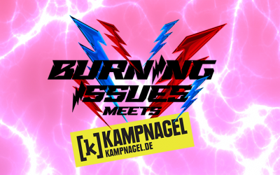 BURNING ISSUES at Kampnagel is calling. We are part of the market of opportunities