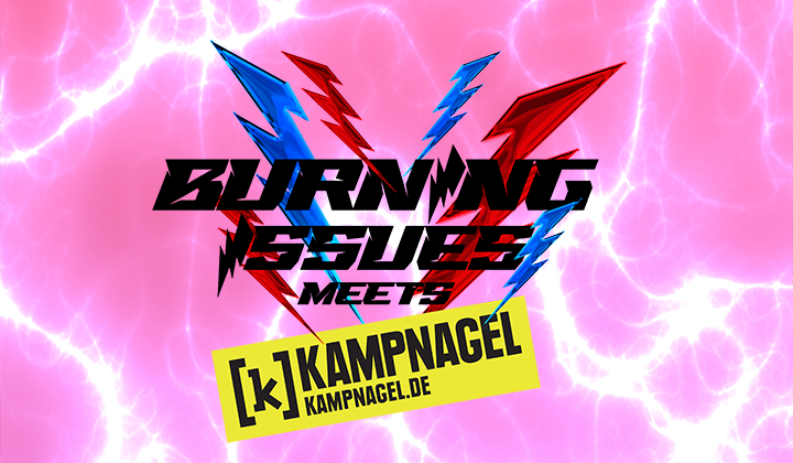 Burning-Issues-Meets Kampnagel