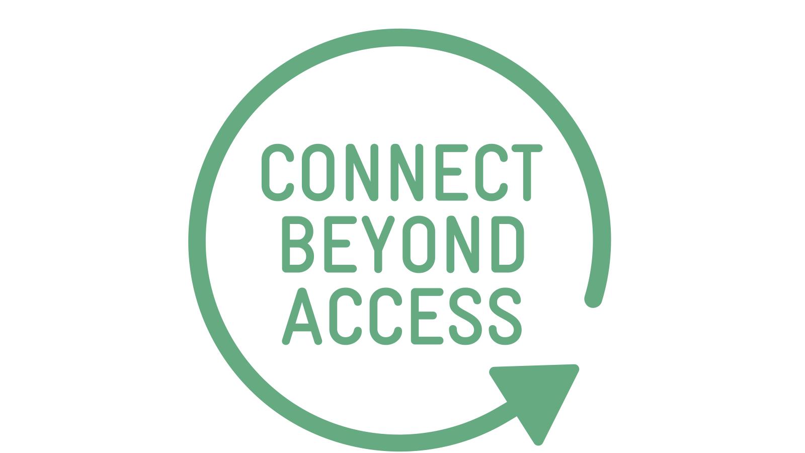 Projekt Logo Connect Beyond Access